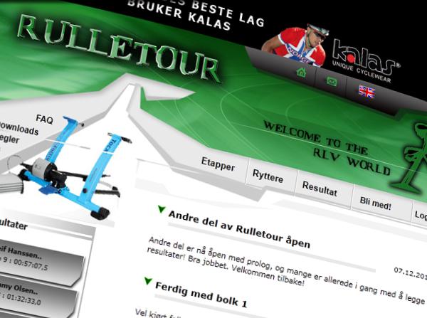 RulleTour.no -en vinter konkurrance.